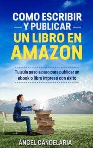 Cómo escribir y publicar un libro en Amazon