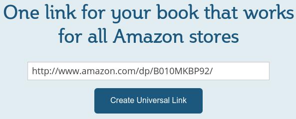 Formato correcto de enlace en BookLinker