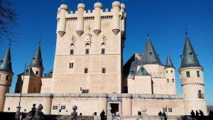 El Alcázar, Segovia